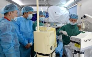 Tuyên Quang: Phẫu thuật nhân đạo thay thủy tinh thể miễn phí cho 500 người cao tuổi có hoàn cảnh khó khăn