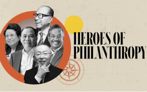 Ông Phạm Nhật Vượng góp mặt trong danh sách Anh hùng thiện nguyện châu Á của Forbes