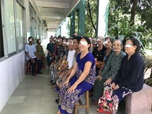 Quảng Nam: Chương trình phẫu thuật mắt miễn phí cho người nghèo trở lại sau thời gian gián đoạn do dịch Covid - 19