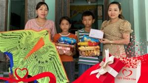 Quỹ Thiện Tâm chăm lo Tết thiếu nhi 1/6 cho các em nhỏ mồ côi, cơ nhỡ