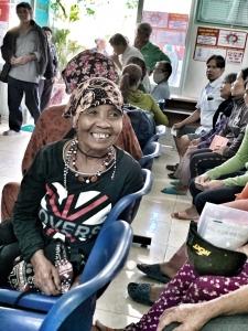 100 người nghèo đầu tiên tại Quảng Nam được phẫu thuật đục thủy tinh thể miễn phí