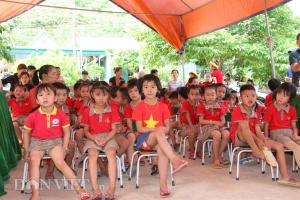 Sơn La: Khởi công xây dựng điểm trường ước mơ ở xã vùng cao biên giới