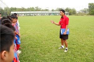 Quỹ đầu tư và phát triển tài năng bóng đá Việt Nam - PVF chính thức tuyển sinh khoá IV năm 2012