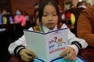 Mở rộng chương trình truyền thông và tầm soát người mang gen bệnh tan máu bẩm sinh trên toàn tỉnh Tuyên Quang