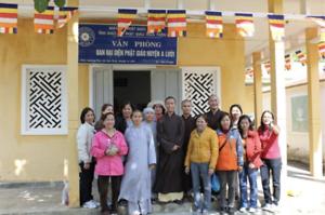TT. Huế: Phật Gíao A Lưới tặng quà đến đồng bào dân tộc thiểu số
