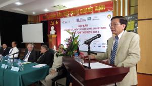 """Công bố giải golf từ thiện thường niên """"Vì trẻ em Việt Na"""