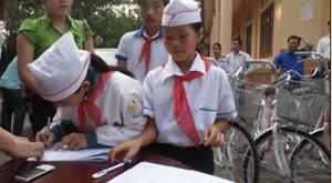 """""""Cùng em tới lớp"""" đến Tuyên Quang"""