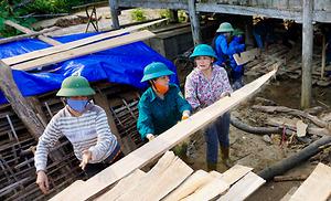 Thêm 3,4 tỷ đồng ủng hộ nhân dân tỉnh Yên Bái khắc phục hậu quả mưa lũ