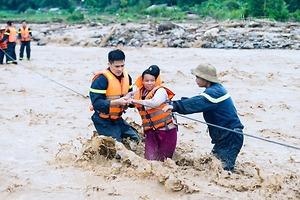 Chương trình hỗ trợ khắc phục hậu quả thiên tai