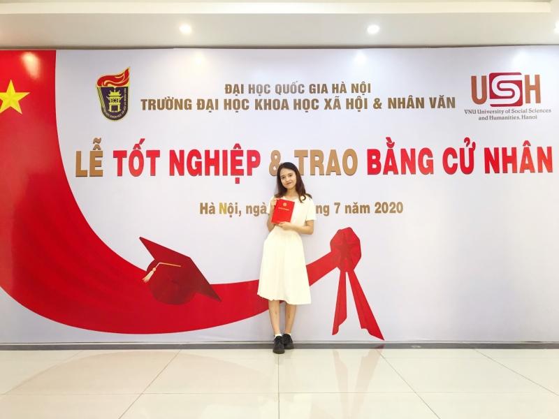 Lá thư cảm ơn của cô sinh viên nghèo xuất sắc trở thành thủ khoa