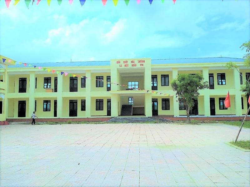 Quỹ Thiện Tâm bàn giao và đưa vào sử dụng 15 trường học mới
